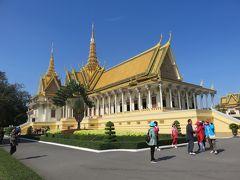カンボジア旅行記① プノンペン