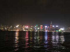 SFC解脱記念のんびり香港旅行