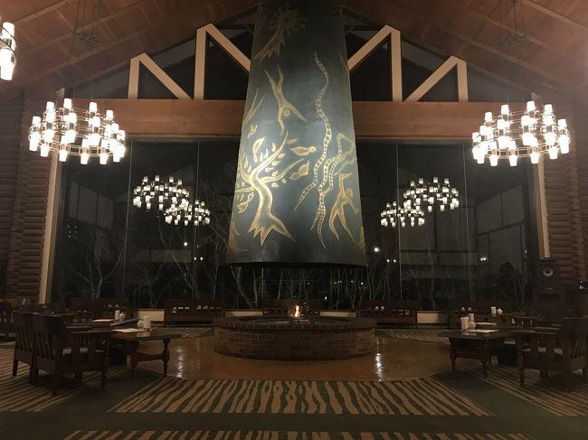 クリスマスを前にして何もやることがないので母と青森の星野リゾート系列のホテル、奥入瀬渓流ホテルに行ってきました!