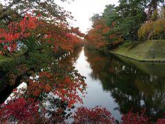 2017秋、道南と青森の名城巡り(17/31):10月25日(9):弘前城(1/4):函館で泊まったホテル、函館から青森へ、弘前城