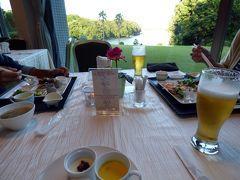 お盆休みの紀伊半島7泊 グランドエクシブ鳥羽別邸 鳥羽本館 コンベンションホール シーポートのバイキングの夕食その2