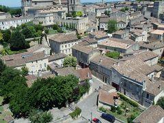 フランス南半分の旅 【19】 サンテミリオンで再散策!塔からの眺めは最高!!
