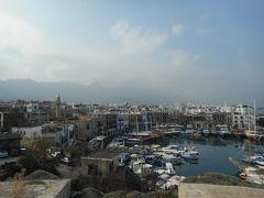 2017年12月、3日の休みで北キプロス キレニア城をじっくり見たら時間がなくなって