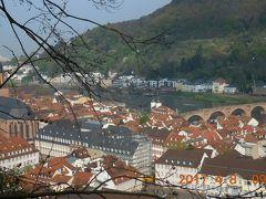 早春のスイス・黒い森・アルザスを巡る 14 13日目 ハイデルベルク~ゲンゲンバッハ~ストラスブール