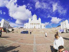 【北欧旅行day4】姉妹、ヘルシンキで9年前の約束を果たす