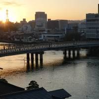 列車&バス旅/出雲大社と松江散策・湯の川&玉造&松江しんじ湖温泉3泊4日
