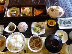 秋の別所温泉♪ Vol6(第2日) ☆別所温泉:高級旅館「かしわや本店」優雅な朝食♪