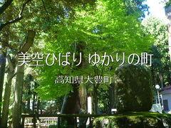 美空ひばり ゆかりの町 高知県大豊町