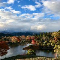 京都旅行 紅葉一日目観光〜修学院離宮