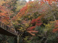 茨城紅葉の旅3(花貫渓谷)
