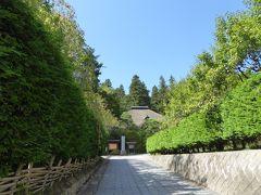 秋の別所温泉♪ Vol10(第2日) ☆別所温泉:「安楽寺」から「常楽寺」へ歩く♪