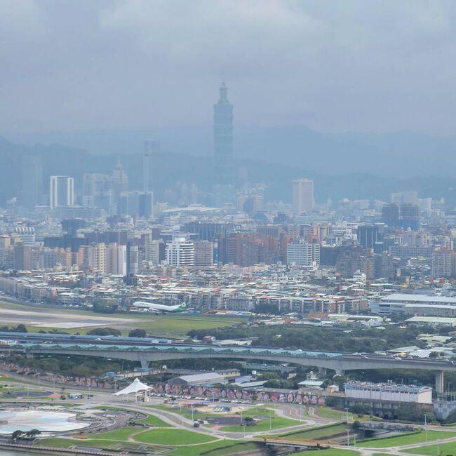 2017 Instagramで見かけた台北 剣潭山と飛機巷へ