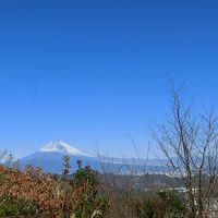 城山へ冬のハイキング