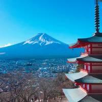 """""""帰省""""という名の、旅行三昧週間☆ Part I: これぞ'The Japan Beauty'を楽しんだ山梨編"""