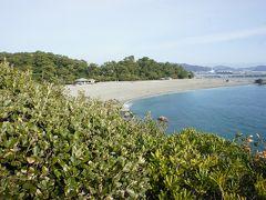 桂浜行きたくて。