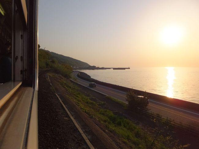 レトロと浪漫に出逢う愛媛旅 1日目 内子・大洲町並散策1日パスで列車の旅(後半)
