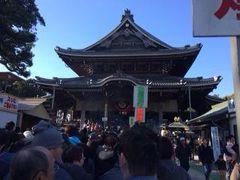 豊川稲荷に初詣行ってきました