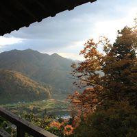2017年秋|新潟・山形の凸凹旅【9】-- 急に行ってみた山寺。絶壁の御堂と紅葉、硬貨の弥陀洞、芭蕉のせみ塚、等々。事前調査が必要だった。。 --