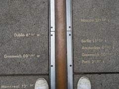 ロンドンで年越し★ ②~グリニッジで子午線を跨ぐ~の巻♪