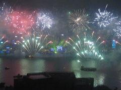 2017-18年末年始~のんびり香港~ほぼペニンシュラ内&花火