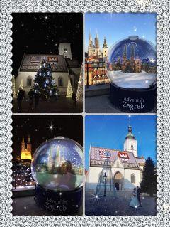 ☆・:*+2017クリスマス(5)+*:・☆inザグレブ~クリスマスの魔法に包まれて~