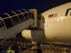JALプレミアを目指してマレーシアへ、今年最後の海外ツアー