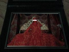 そうだトルコに行こう!3日目 トルコ周遊 トプカプ宮殿 ある場所で鳥肌がたって涙ポロポロな場所があります 女 おひとり様 ツアー イスタンプール    変身写真 民族衣装
