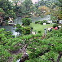 11.CSファイナルステージ進出のベイスターズを応援する広島の旅 縮景園(しゅっけいえん)その1