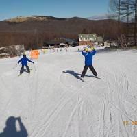 恒例の年末スキー