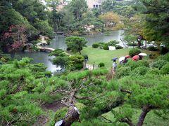 CSファイナルステージ進出のベイスターズを応援する広島の旅 縮景園(しゅっけいえん)その1