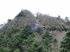 西日本最高峰石鎚山に登って来るクマ 西日本最高峰の頂へ②