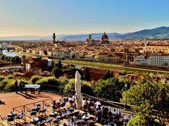 2011 イタリア,フランス10日間 3.ルネサンスの都、フィレンツェ