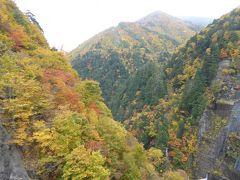 晩秋の上高地♪ Vol24(第3日) ☆雪の上高地から美しい紅葉の山々の中を帰京へ♪