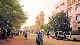 西アフリカ航空旅行(セネガル、ブルキナ、ニジェール、ギニア、マリ):2.西アフリカで最も旅行がしやすかったブルキナファソ