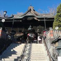 年末の成田山新勝寺へ!【メルキュールホテル成田】2017年12月