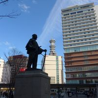 2018年を迎え新春の大分市・中心に行ってきました(^-^)!! プラスJRの列車!!