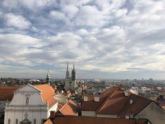 【2017~2018 クロアチア】 冬のザグレブゆらり街歩き
