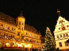 年末ドイツ旅(ケルン→ローテンブルク→ミュンヘン→ザルツブルク)