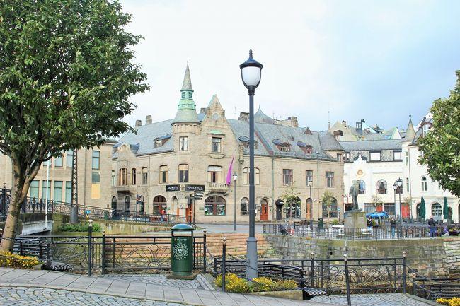 二度目の北欧はノルウェー旅行!⑨~アールヌーボーの街、オーレスン~