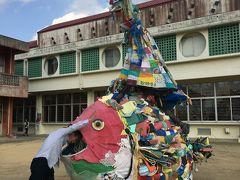 2017年 年末沖縄   アートフェスティバル 七滝パワースポット