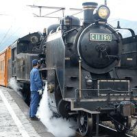 """青春18きっぷでゆくSL列車と""""焼津""""温泉と港の新鮮幸めぐり旅"""