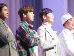 世宗文化会館で韓国ミュージカル180102