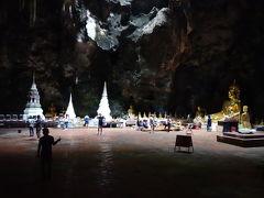 2017 タイ 父子2人旅 ~ ペッチャブリー ~ カオルアン洞穴寺院を見に行く ~ バンコクからの日帰り旅