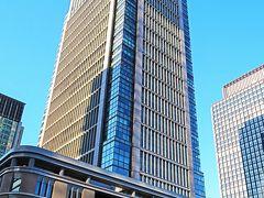 東京-3 KITTEガーデン/JPタワー 東京駅隣接で ☆駅舎全景・新幹線の発着も一望
