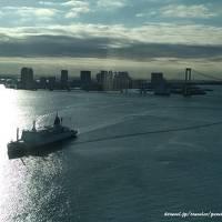 年末年始 おひとり様、海を見に小笠原へ1 おがさわら丸乗船編