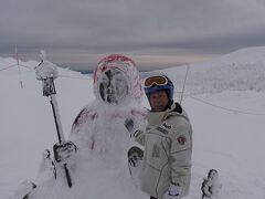 年末年始 6泊7日のスキー旅行   網張温泉・蔵王温泉      蔵王温泉編