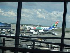 2017年末年始はアフリカ南部4ヶ国の旅(2)アジスアベバとヨハネスブルグ経由でナミビアのウィントフックへの移動