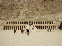 悠久の歴史の流れを感じさせる旅 エジプト ~ルクソール西岸~