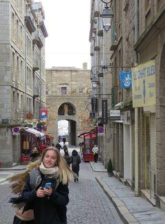 サン-マロ_Saint-Malo コルセールがもたらした富!今やブルターニュ最大の観光リゾート地