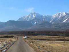 初冬の八ヶ岳山麓をめぐってみました。(平沢峠と飯盛山とその周辺)